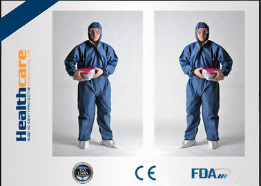 Medical Surgical Disposable Protective Coveralls PP Non Woven Workwear Uniform